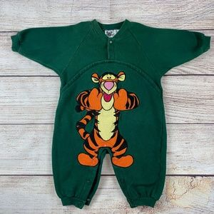 Disney Tigger 18 mo Bodysuit Sweatshirt One Piece